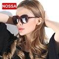 NOSSA Big Frame Fashion Sunglasses Women's UV400 Polarized Sunglasses Luxury Brand Design Sun Glasses