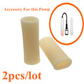 Sex Products Pumps Enlarger Accessory Soft Silicone Sleeve For All Kinds Of Penis Pump Vacuum Cup Men Sex Toys