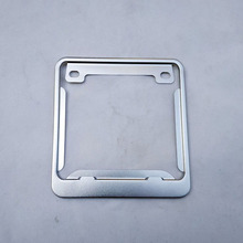 motorcycle licence plate holder bracket tail tidy numbers support plaque moto  fit for Israel bjmoto motorcycle license plate bracket licence plate holder number plate hanger tail tidy bracket led turn lightsfor sport bike