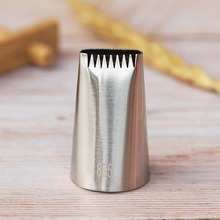 #895 Basketweave Piping Nozzles Basket Weave Decorating Tip Nozzle Baking Tools For Cakes Bakeware Icing Tips
