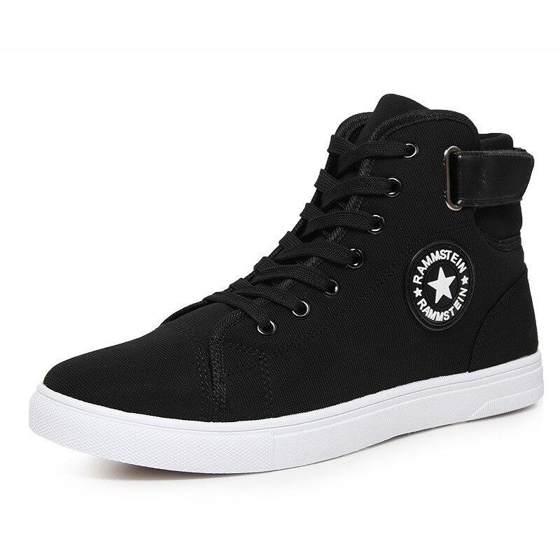 YWEEN Männer der Vulkanisieren Schuhe Männer Frühling Herbst Top Fashion  Sneakers Lace-up Hohe Stil b269955d8e