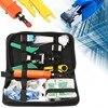 149Pcs Set Network Ethernet RJ45 RJ11 Cat5 Cable Tester Phone LAN Crimper Kit New RJ11 RJ45