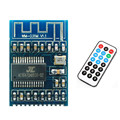Decode Module Board High Fidelity Bluetooth Decoding Module Bluetooth Module Built In Key Control Remote Interface DC3.3-5V