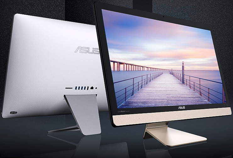 Chinese factory cheap price wireless 18.5 21.5 23.5 27inch custom white desktop computer PC All in One PC desktop 6