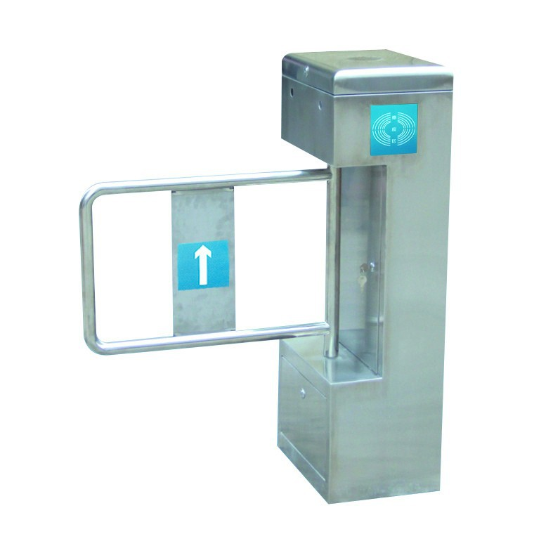 Turnstile / Turnstile Access Control / Turnstile Barrier Gate / Swing Turnstile Barrier for Access Control rfid access control swing gate turnstile for outdoor access gate