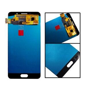 Image 2 - AMOLED para Samsung Galaxy A7 2016 A7100 A710F A710 LCD pantalla táctil reemplazo del digitalizador para Galaxy A7 2016 piezas de teléfono