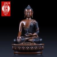 Bure copper Akshobya (Mitrukpa) statue