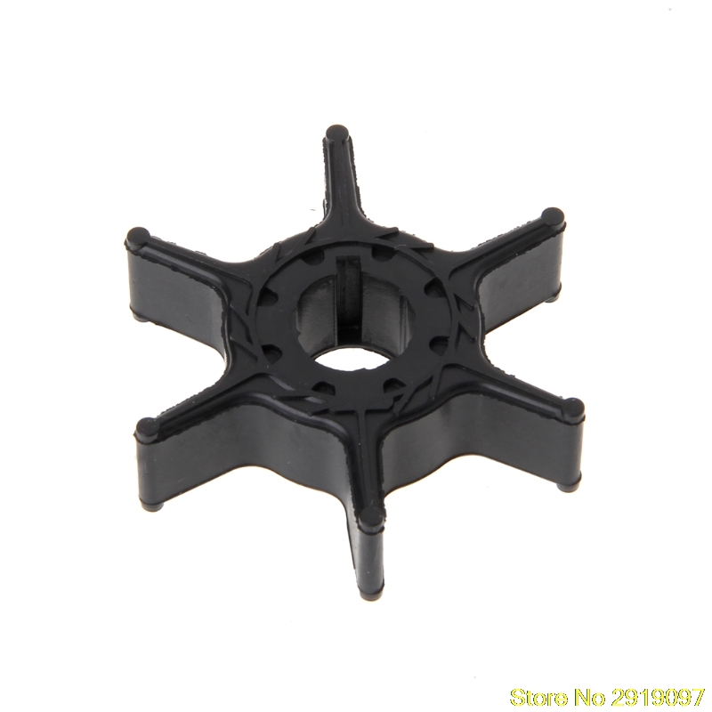 New Water Pump Impeller For 8-20 hp Yamaha Outboard 63V-44352-01-00 Sierra 18-3040 Drop Shipping Support