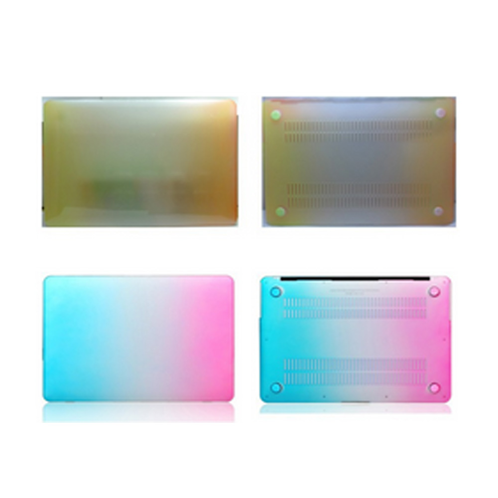laptop case rainbow protective hard shell f air Pro Retina 11 13 15 notebook sleeve