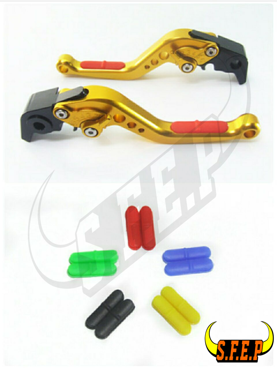 CNC Adjustable Motorcycle Brake and Clutch Levers with Anti-Slip For Ducati HYPERMOTARD 939 SP 2016-2017