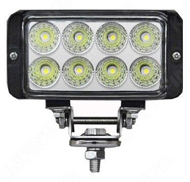 4.5 inch 24W LED Work Light 12V~30V DC LED Driving Offroad Light For Boat Truck Trailer SUV ATV LED Fog Light Waterproof