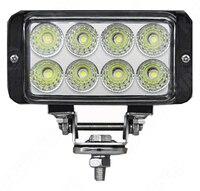 4,5 zoll 24 Watt FÜHRTE Arbeitslicht 12 V ~ 30 V DC LED Fahren Offroad licht Für Boot Lkw-anhänger SUV ATV FÜHRTE Nebellicht Wasserdicht