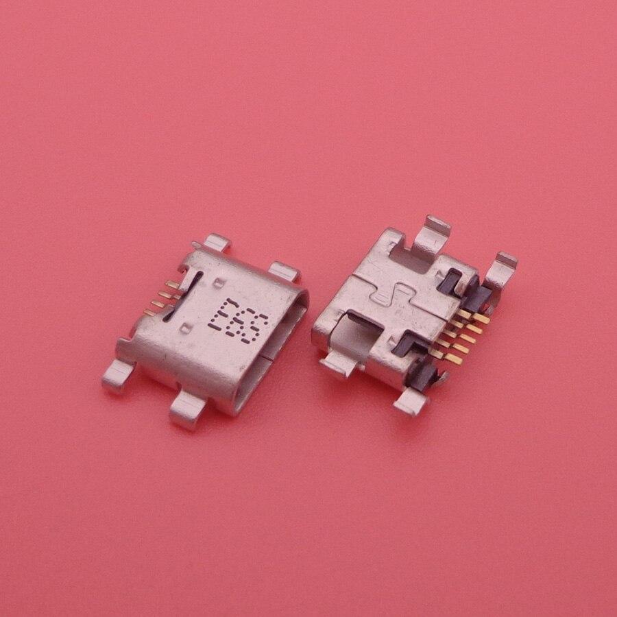 30pcs Micro USB Charge Dock Socket Jack Port For Huawei Honor 8 Lite 6Plus 5C 6A 6X Nova Lite P10 Lite Charging Connector