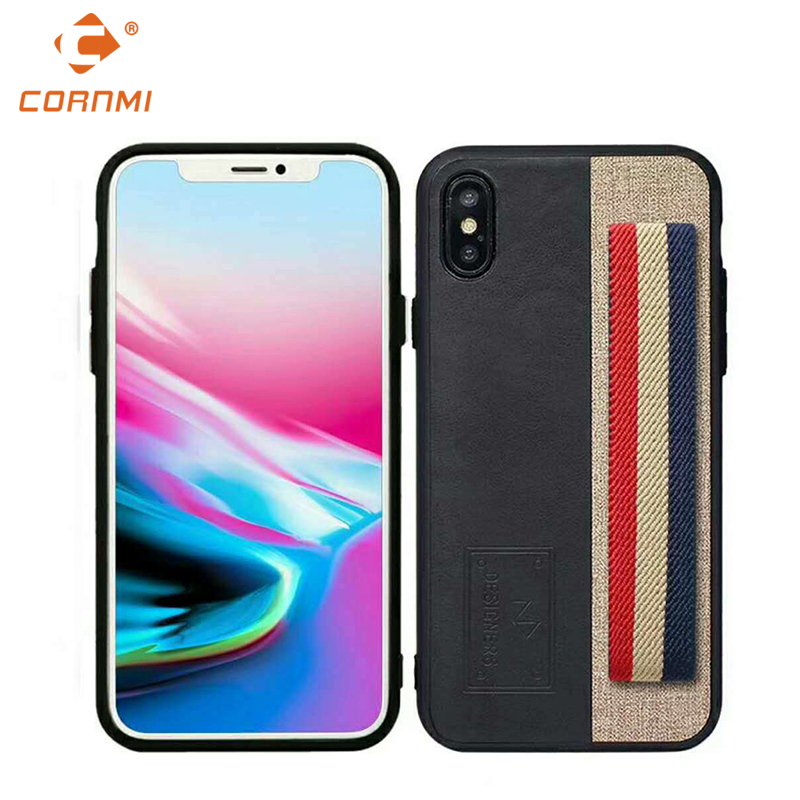 For Apple iPhone X Case Shockproof Phone Cover Transparent
