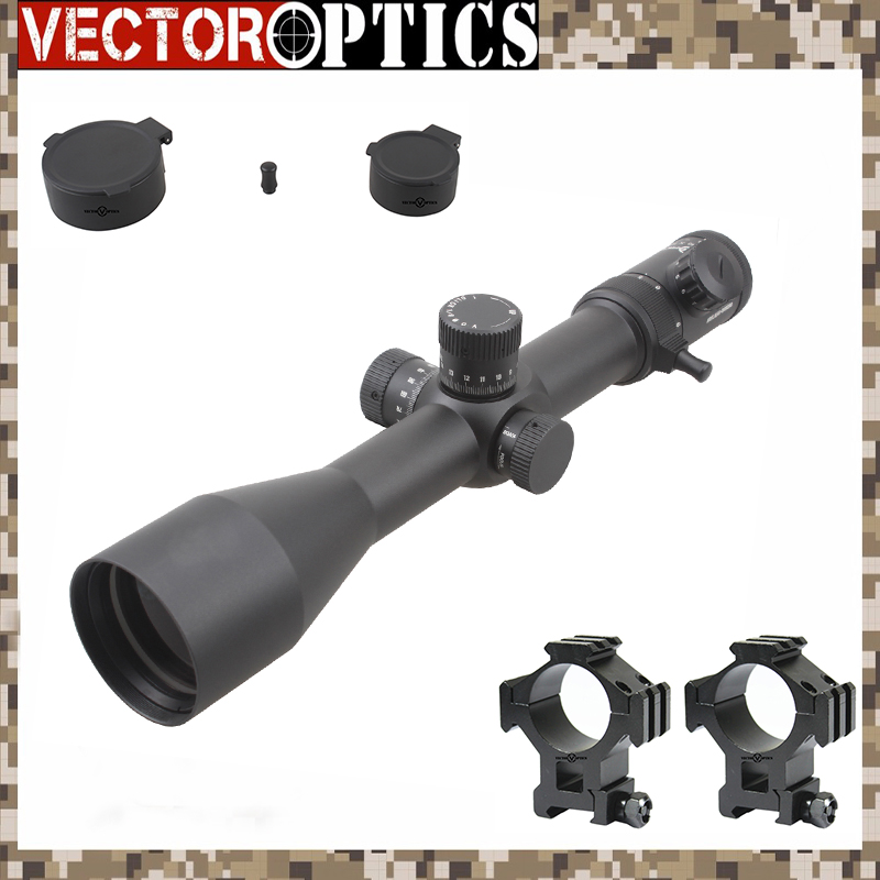Vector Optics Atlas 5-30x56 Rifle Scope 35mm Riflescope Heavy Duty VHL Etched Reticle Turret Lock Side Focus Fit 12.7mm 50 BMG ys 138no nc ansi standard heavy duty electric strike size 124 x 32 x 33 mm