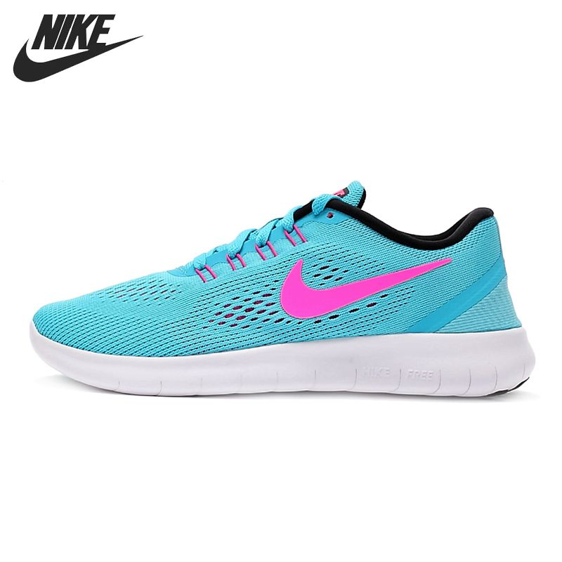 ... Original NIKE Women's FREE RN Running Shoes Sneakers -in Running Shoes  from Sports .