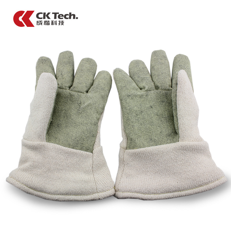 все цены на New 400 Degree Industrial Protective Universal Kitchen Gloves Cooking Tools Bakeware Tricot Oven  Heat Proof Resistant15-29 онлайн