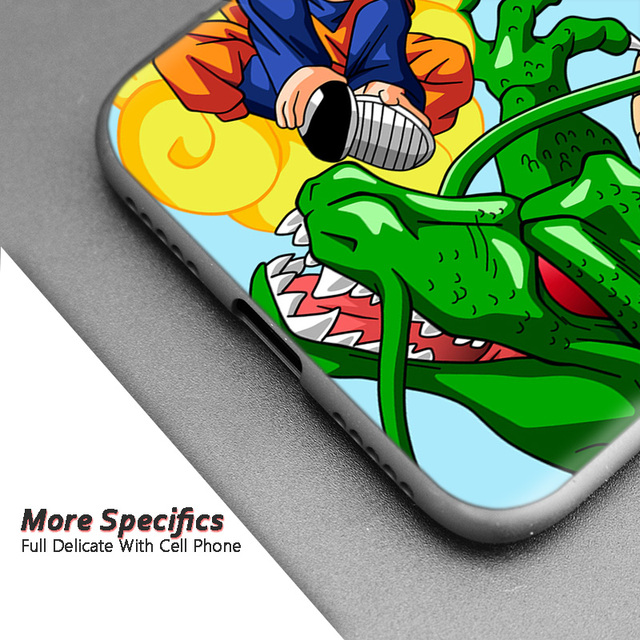 Dragon Ball Super Cover Case for Huawei Models
