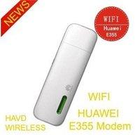 Huawei E355 21M 3G Modem DataCard And 3G Router WIFI Unlocked