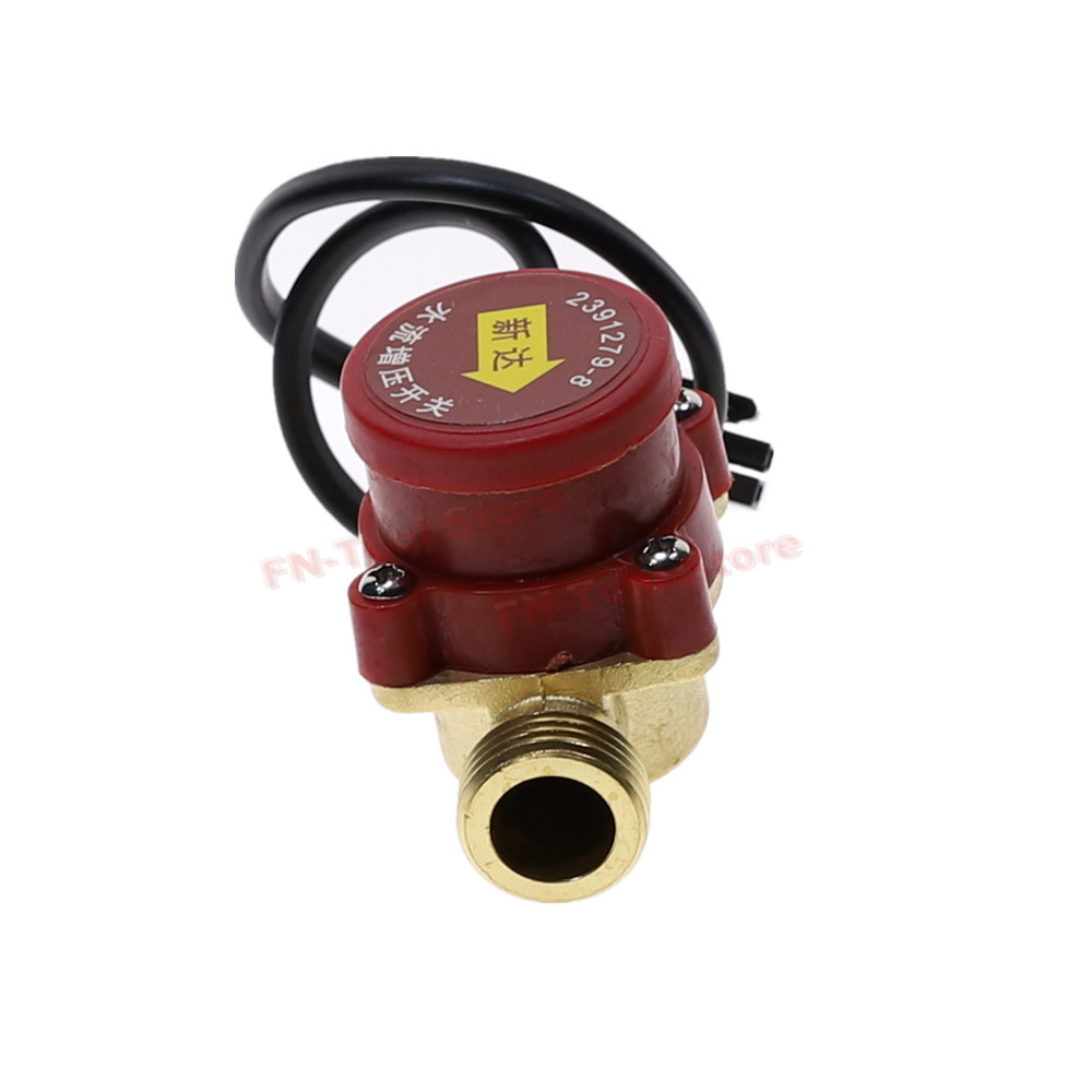 1pc Practical Male Thread Connector Circulation Pump Automatic Water Flow Sensor Switch 220V 120W
