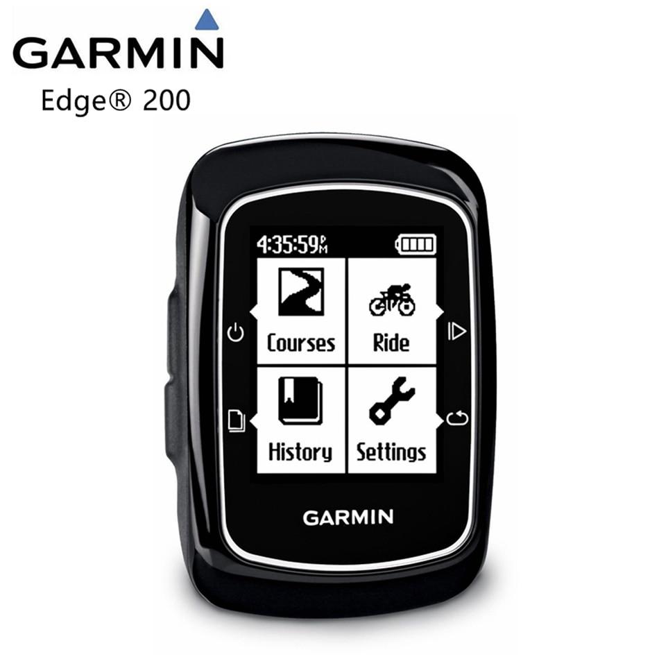 Garmin Edge 200 GPS bicycle computer Wireless bicicleta bike cycling speedometer velocimetro ciclocomputador bicycle accessories