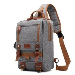"Image 4 - 2020 yeni serin çan marka çanta, crossbody Tablet 10.1 ""durumda Ipad 9.7"" göğüs paketi Bosom ofis çalışanı, Drop Shipping 3011"