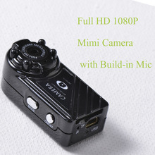 mini camera HD 1080P 720Parrival smallest camera DV DVR Camera Camcorder IR Night Vision Motion Detect DVR SQ6 MINI DV