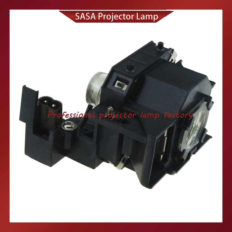 UHE 170W BUlB ELPLP43 / V13H010L43 Replacement Projector Lamp with housing for EPSON EMP-TWD10 EMP-W5D free shipping lamtop uhe 132w compatible lamp with housing for emp tw10 emp tw10h