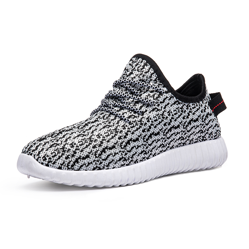 Mens Shoes, Casual Shoes lovesShoes, Comfortable Breathable Flat Shoes, Web Surface, Flying Cloth, Coconut Shoes size35--44