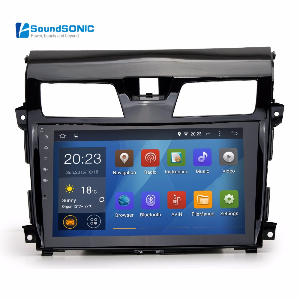 Pure Android 4 4 4 For Nissan For Teana Altima 2013 2014