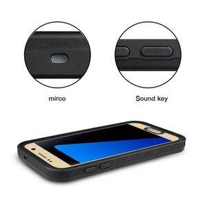Image 2 - Voor Samsung Galaxy S7 G930 Sneeuw Proof Case Originele RedPepper IP68 Waterdichte Duiken Onderwater PC + TPU Armor Cover Volledige Cover