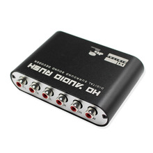 SPDIF Coaxial to 5.1/2.1 Channel AC3/DTS Audio Decoder Gear Surround Sound Rush for PS3,STB, DVD player, HD player, Xbox 360 видеоигра для xbox 360 metal gear rising revengeance