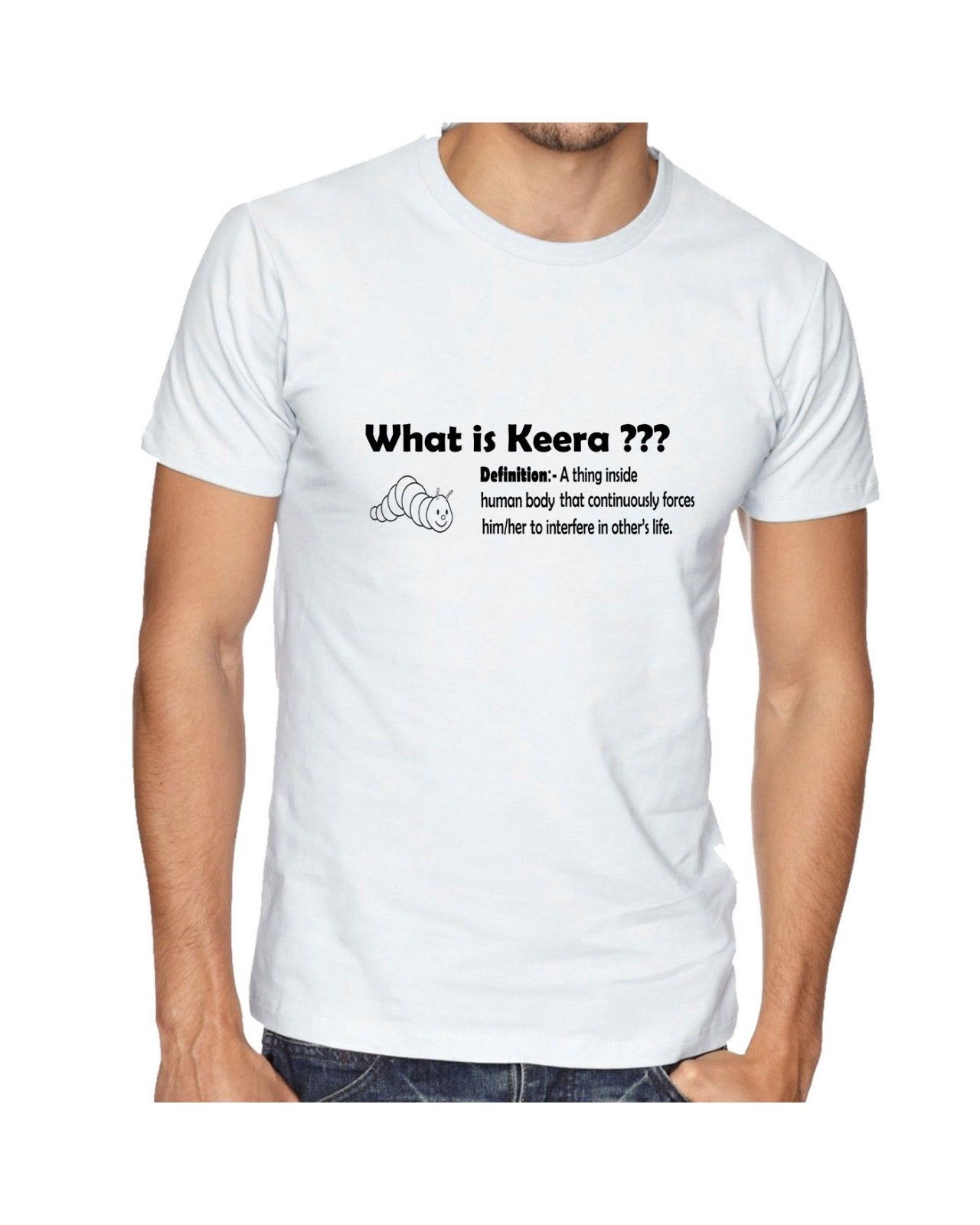 a3f62346ee Detail Feedback Questions about What is Keera? Funny caterpillar T shirt  joke slogan taunt gift desi urdu tee on Aliexpress.com | alibaba group