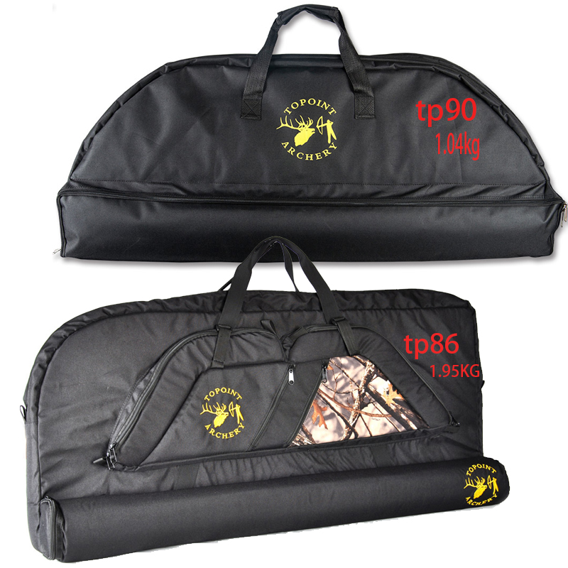 Archery Arrow Compound Bow Case High Grade Soft Bow Bag Archery Equipment Bow And Arrow   Equipment Outdoor Hunting Accessories-in Darts from Sports & Entertainment    1