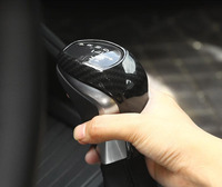 For BMW X1 F48 2016 2017 2 Series 218i Gran Tourer F46 2015 2017 Carbon Fiber