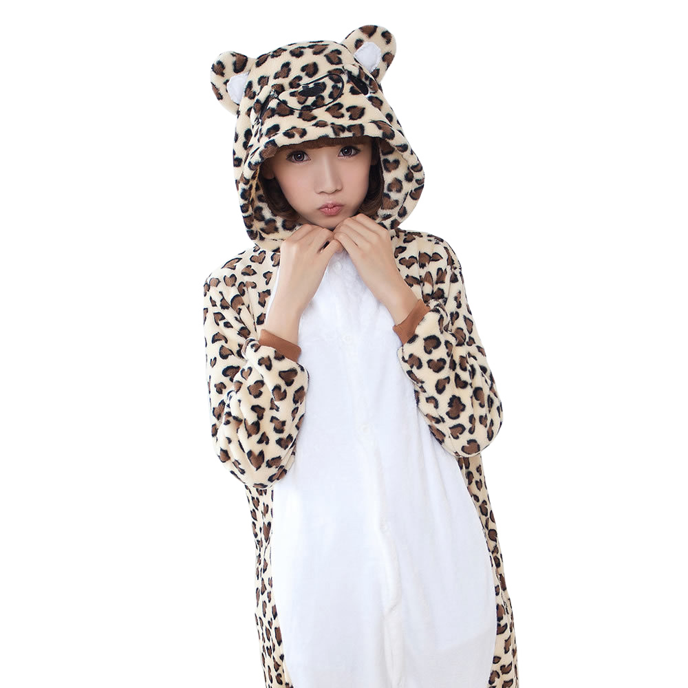 Online Get Cheap Animal Print Footed Pajamas -Aliexpress.com ...