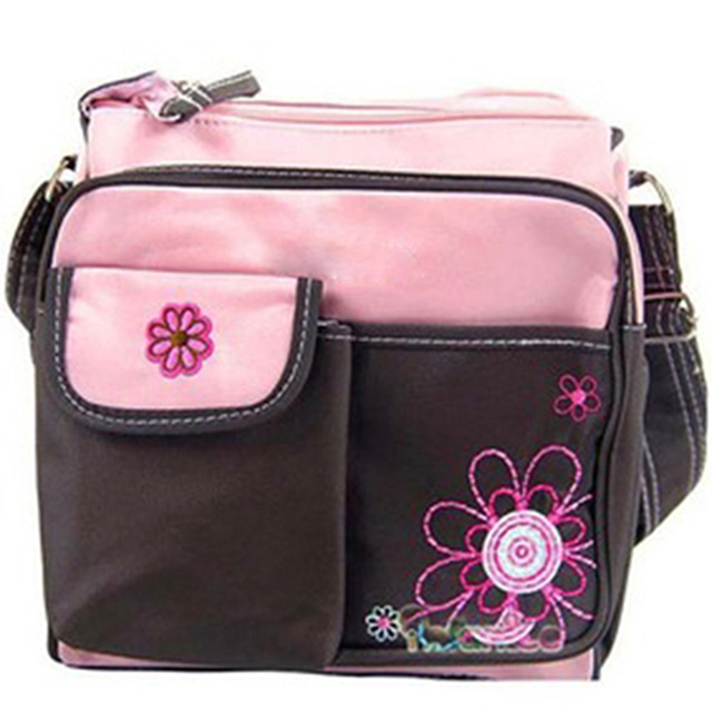 Baby Diaper Nappy Portable Small Bags Stroller Bag For Mother& Baby Maternity Changing Capacity Shoulder Handbag BB0028