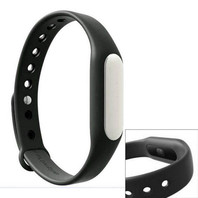 Original xiaomi mi banda 1 s monitor de freqüência cardíaca inteligente pulseira miband pulseira para android 4.4 ios 7.0 rastreador de fitness
