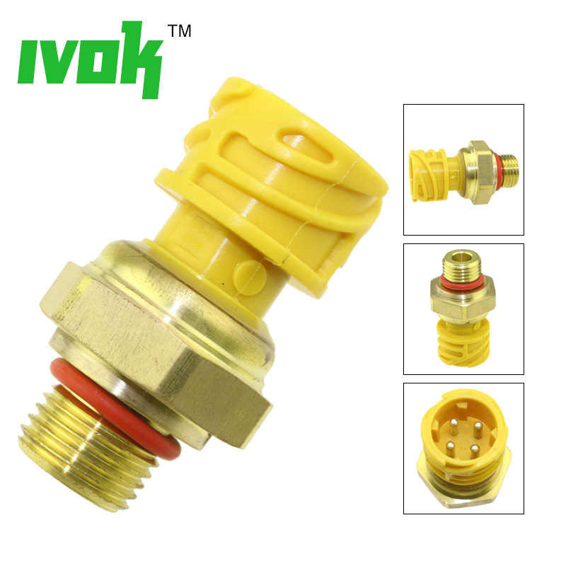 Oil Pan Fuel Pressure Sensor Switch Sender For Volvo FH FM FMX NH 21634017 21746206 20796744 20905373