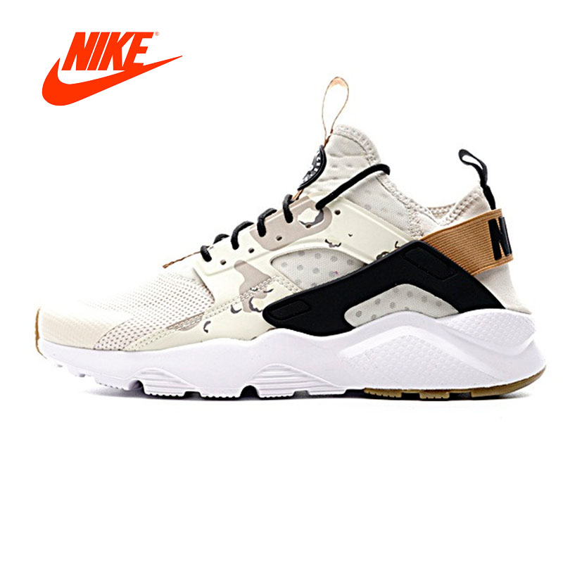 2018 Original NIKE AIR HUARACHE RUN ULTRA Running Shoes for Men Winter Athletic Outdoor Jogging Stable Breathable gym Shoes original new arrival official nike air huarache run ultra men s running shoes sneakers 819685 outdoor ultra boost athletic