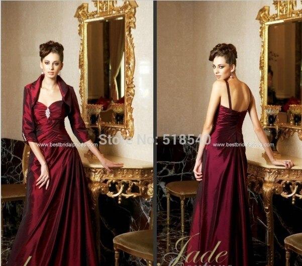 Vestidos De Festa Women Free Shipping Robe De Soiree 2016 New Fashion Long Plue Size Mother Of The Bride Dresses With Jacket