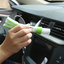 Car Accessiores Clean Brush Dusting Tools for Ford Focus 2 3 Fiesta Mondeo Kuga Citroen C4 C5 Skoda Octavia Rapid Superb