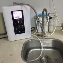 Ionizer Type and CE Certification Alkaline water ionizers OH-806-3W with 3-stage pre filters (110V)