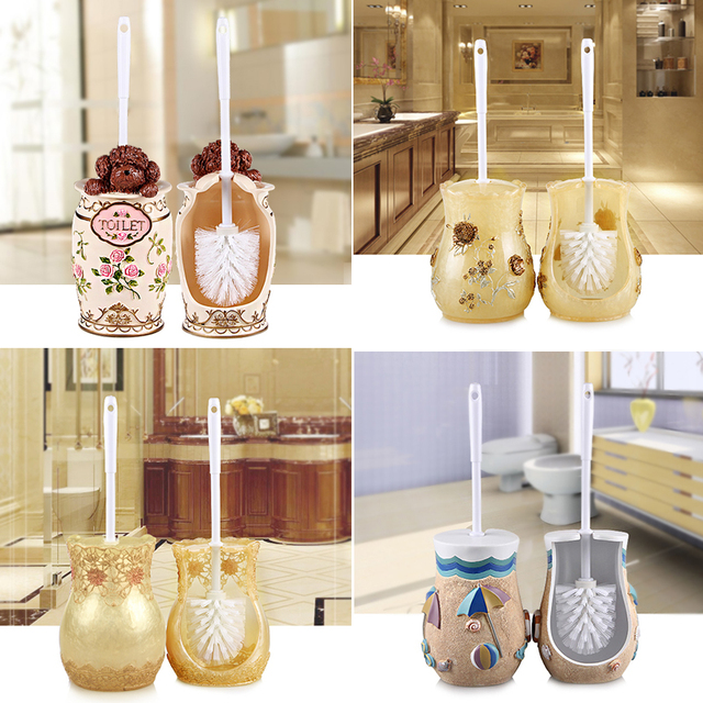 Clean A Bathroom Set japan bathroom toilet brush set toilet brush with a soft brush to