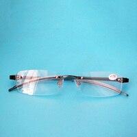 Coyee TR90 очки для чтения унисекс без оправы компьютер читатель + 0,5 + 0,75 + 1 + 1,25 + 1,5 + 1,75 + 2 + 2,25 + 2,5 + 2,75 + 3 + 3,25 + 3,5 + 3,75 + 4