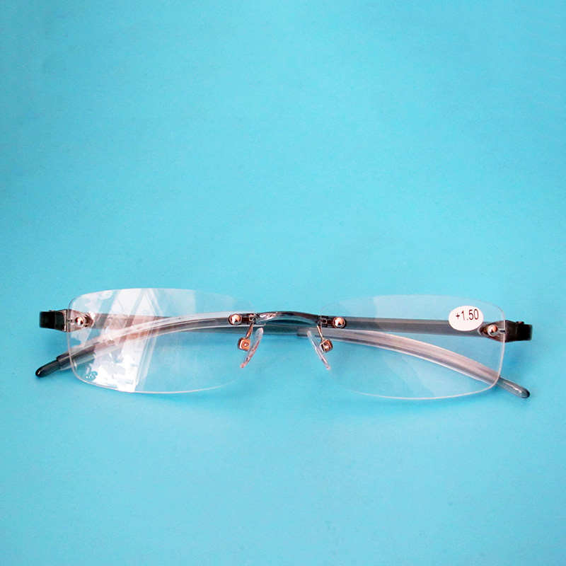 Coyee TR90 <font><b>Reading</b></font> <font><b>Glasses</b></font> Unisex Rimless Computer Reader+0.5+0.75 +1 +1.25 +1.5 +1.75 +2 +<font><b>2.25</b></font> +2.5 +2.75 +3 +3.25 +3.5 +3.75+4 image