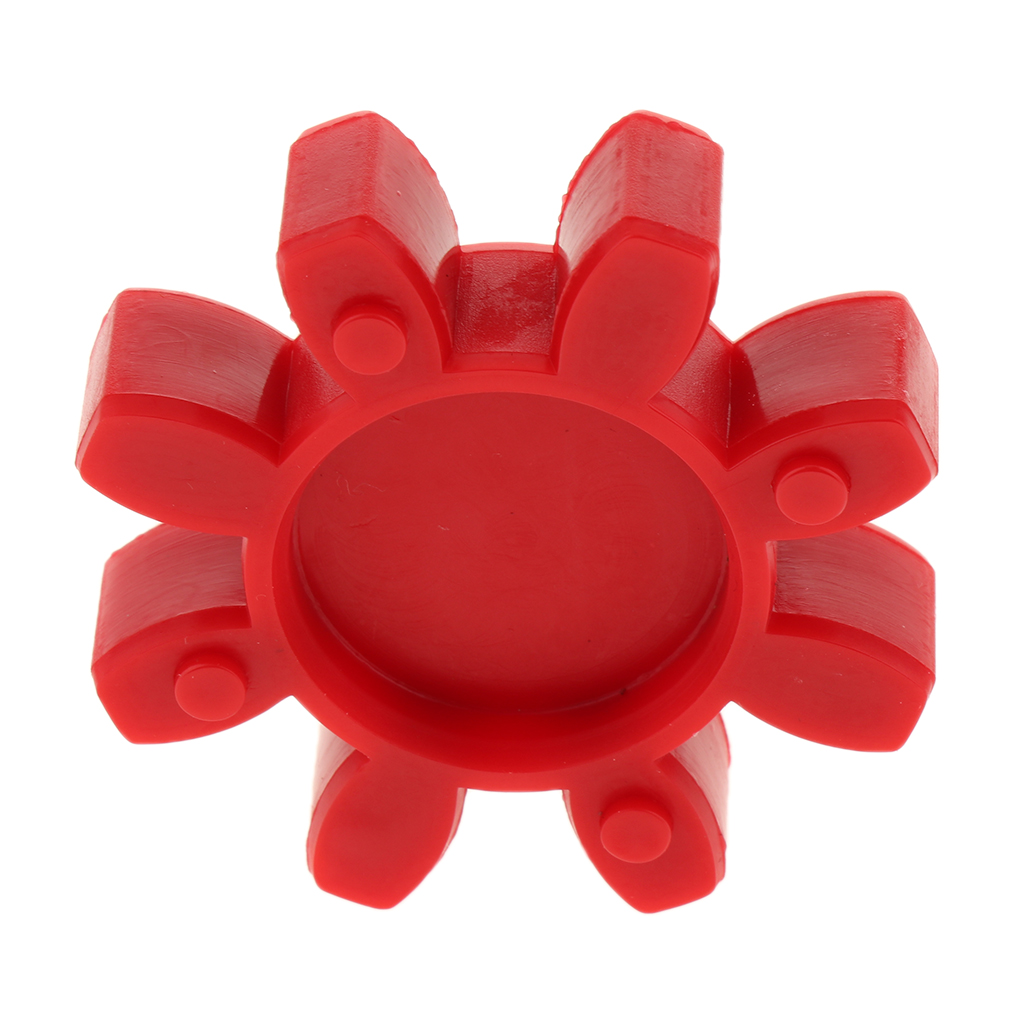 Spider Coupling Washer Rubber Spider Coupling Insert Damping Rubber Washer PU Polyurethane Material/ 1pcs