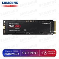 Samsung 970 PRO M.2(2280) 512GB 1TB SSD nvme pcie Internal Solid State Disk HDD Hard Drive inch Laptop Desktop MLC PC Disk