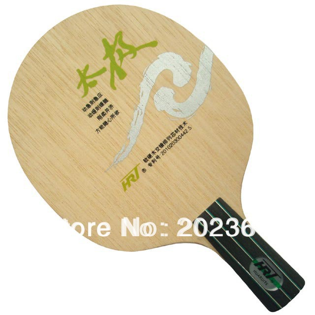 HRT TAIJI-III TAIJI III TAIJI3 TAIJI 3 TAIJI-3 OFF Table Tennis Blade penhold short handle CS for Ping Pong Racket iii