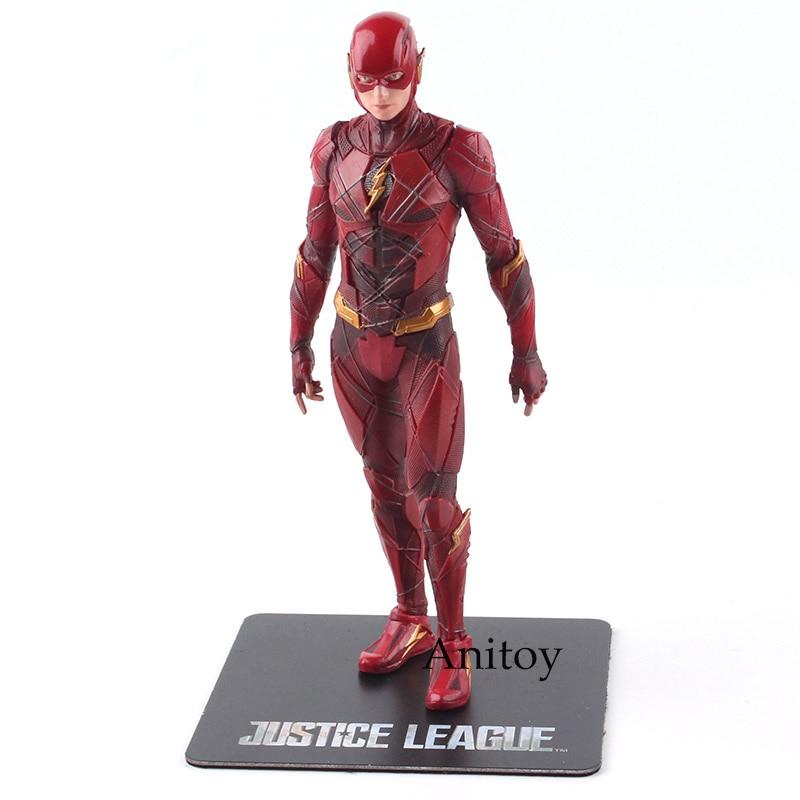 Justice League Action Figure The Flash ARTFX + STATUE 1/10 Scale Pre-Painted Figure Model Kit Toy 17cm KT4790 1